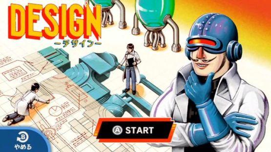 Game & Wario DESIGN