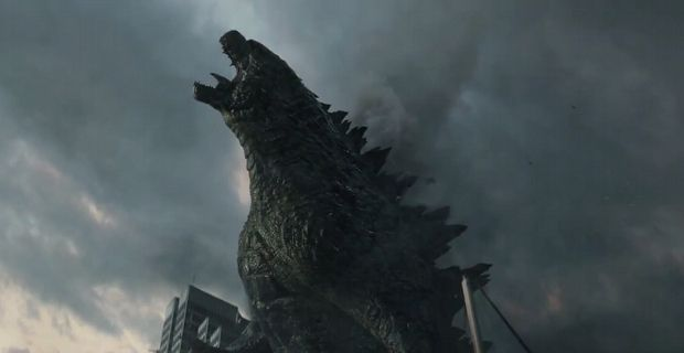Godzilla 2014 the big g