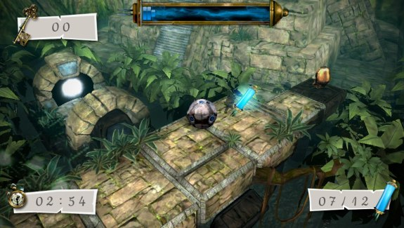 chronovolt ps vita jungle