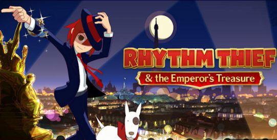 Rhythm Thief and The Emperor's Treasure