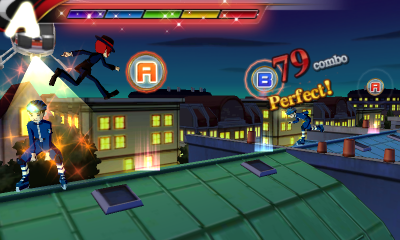 Rhythm Thief and the emperor's treasure screenshot