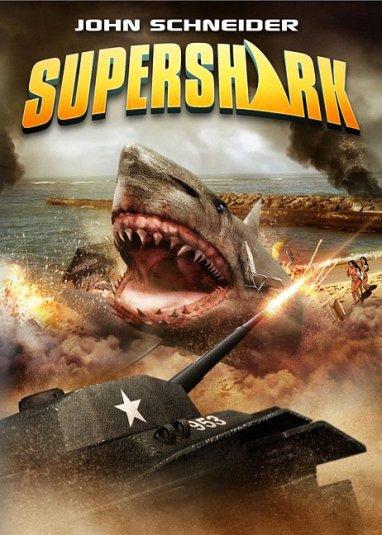 super shark cover