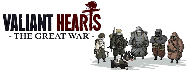 Valiant Hearts The Great War logo