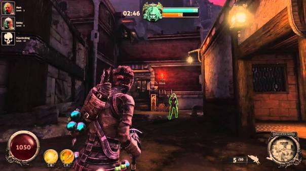 nosgoth hunter gameplay
