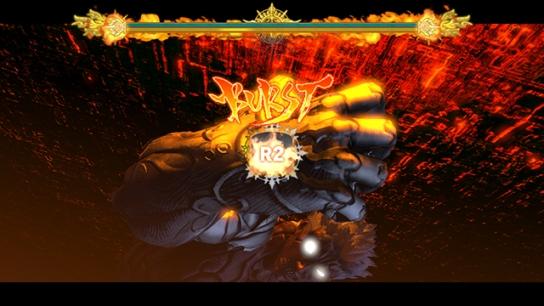Asura's Wrath RAGE