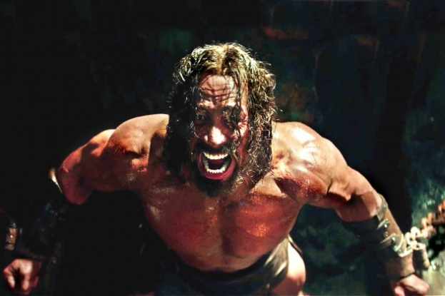 Hercules Il Guerriero AAAARGHHHHHHH!