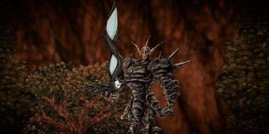 Black Knight Sword black knight