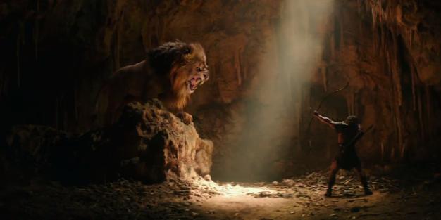 Hercules il guerriero leone di nemea