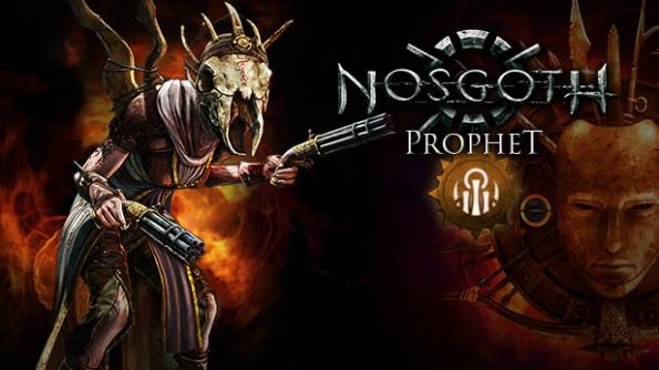 Nosgoth prophet class