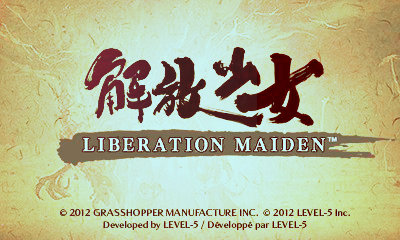 liberation maiden logo