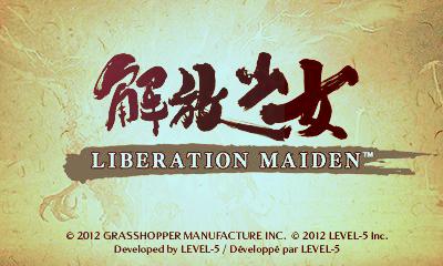 liberation maiden logo