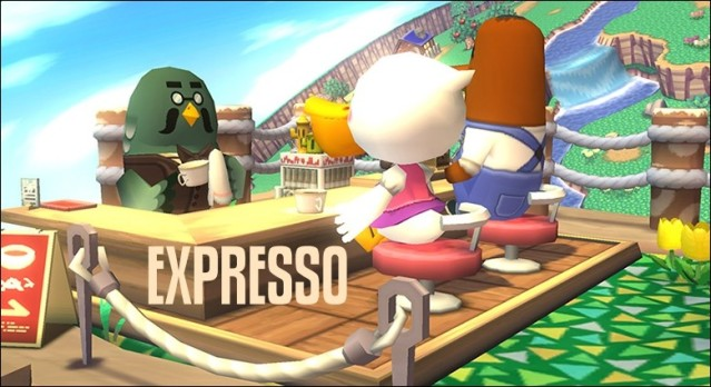 expresso banner