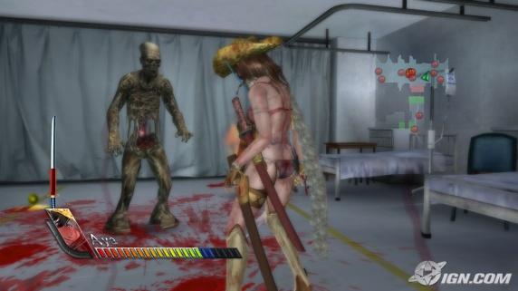 """Ecco a voi l'unico motivo per cui arene da 3 minuti durano di più, questo """"zombie alieno"""" che assorbe tutti i colpi normali."""