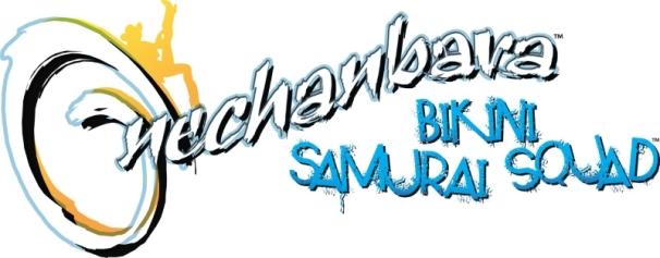 onechanbara bikini samurai squad logo