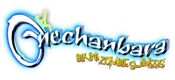 Onechanbara bikini zombie slayers logo