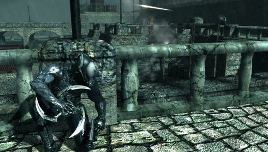 Dark sector suited up