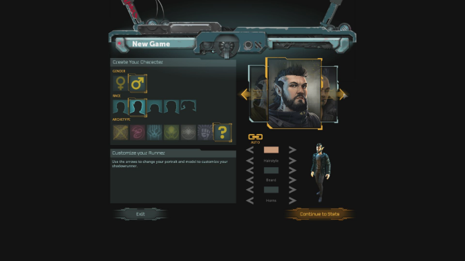 shadowrun dragonfall dc screenshot 1