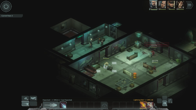 shadowrun dragonfall dc screenshot 3