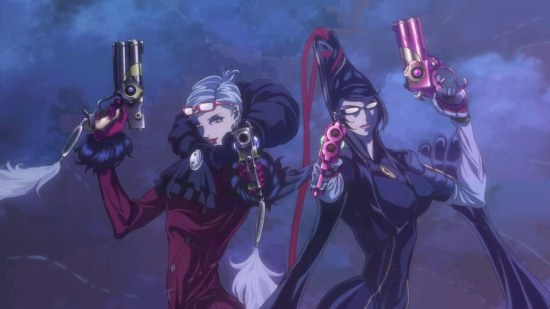 Bayonetta Bloody Fate screenshot 1