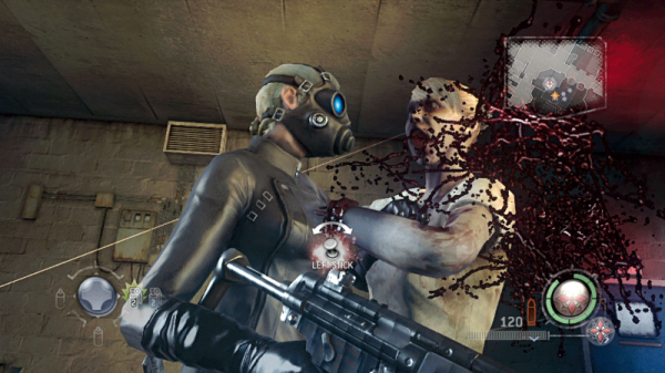 resident evil operation raccoon city blood baby