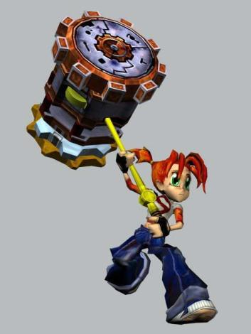 Non fatevi ingannare da alcune illustrazioni promozionali in cui il designdi Malice sembra migliore, è così che appare nel gioco.