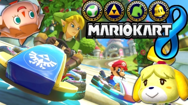 Mario Kart 8 DLC Packs