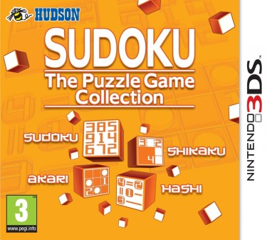 sudoku the puzzle collection 3ds