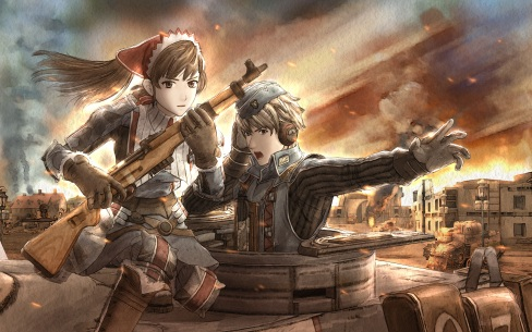 Valkyria_Chronicles_Wallpaper_by_RoninHellAngel