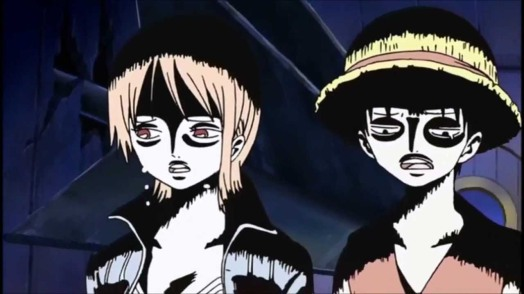 one piece disappoint