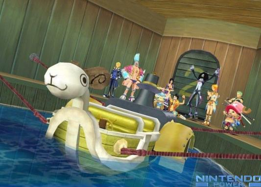 one piece unlimited cruise 2 mini merry