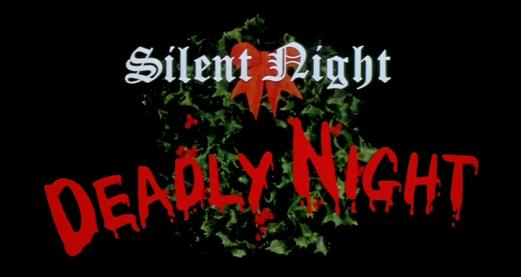 silent night deadly night logo