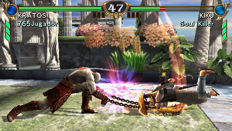 soul calibur broken destiny kratos