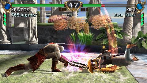 soul calibur broken destiny kratos