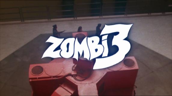 Zombi 3 logo