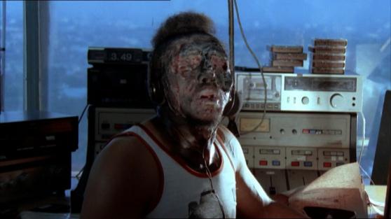 Una delle immagini più note del film, per uno dei finali più random possibili.
