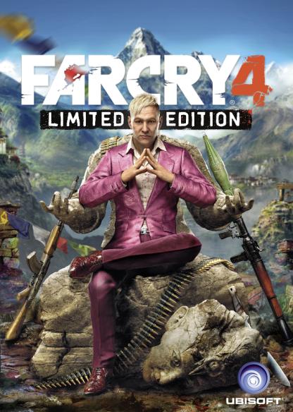 Far Cry 4 Limited Editon packshot_0