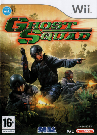 ghost squad wii