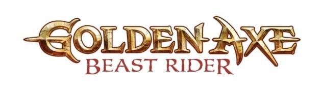 Golden Axe Beast Rider logo