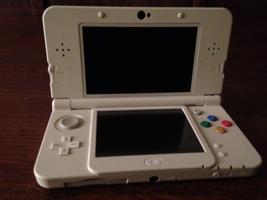 new nintendo 3ds overlook