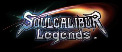 Soul Calibur Legends logo