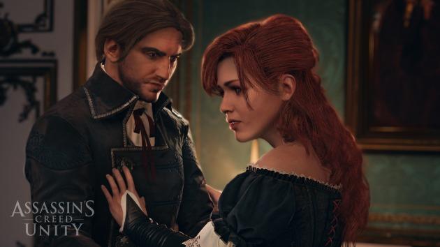 Unity-Arno_and_Elise