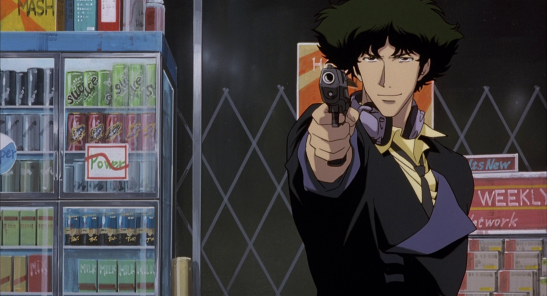 cowboy bebop the movie spike spiegel