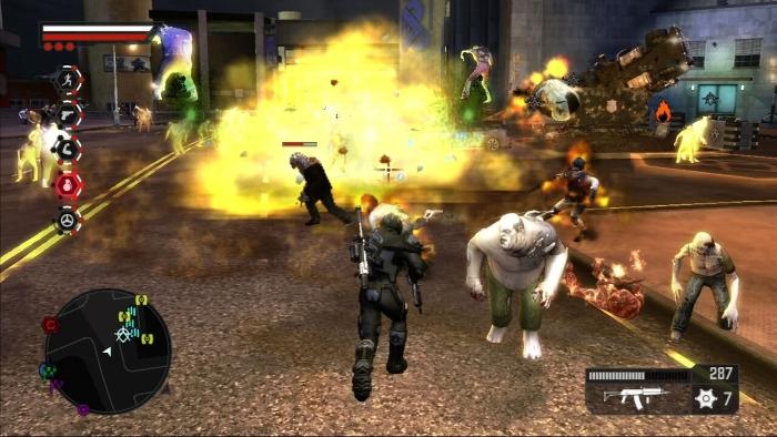 crackdown 2 screenshot 2
