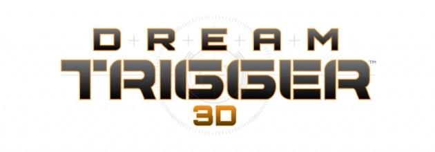 dream trigger 3d logo