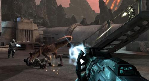 turok 2008 screenshot 1
