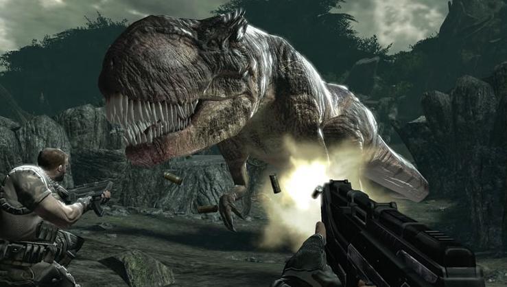 turok 2008 t-rex