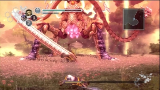 Genji Days Of The Blade boss fight