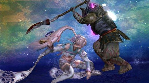 Genji Days Of The Blade kamui