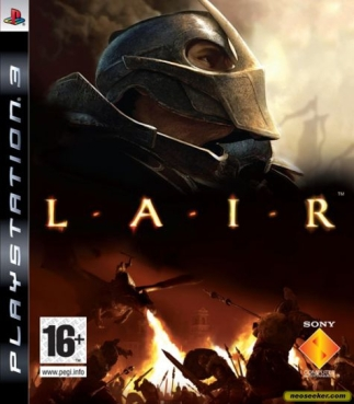 lair ps3 cover
