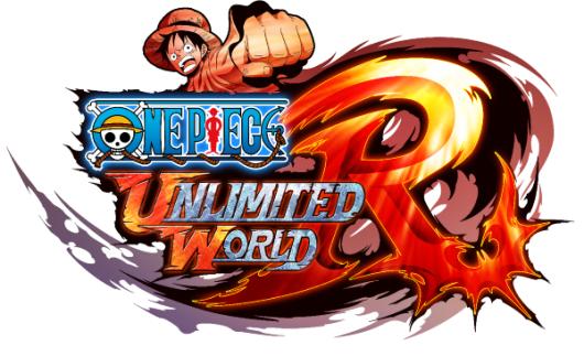 One Piece Unlimited World R logo